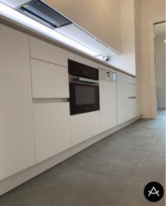 cocina y zona lavado