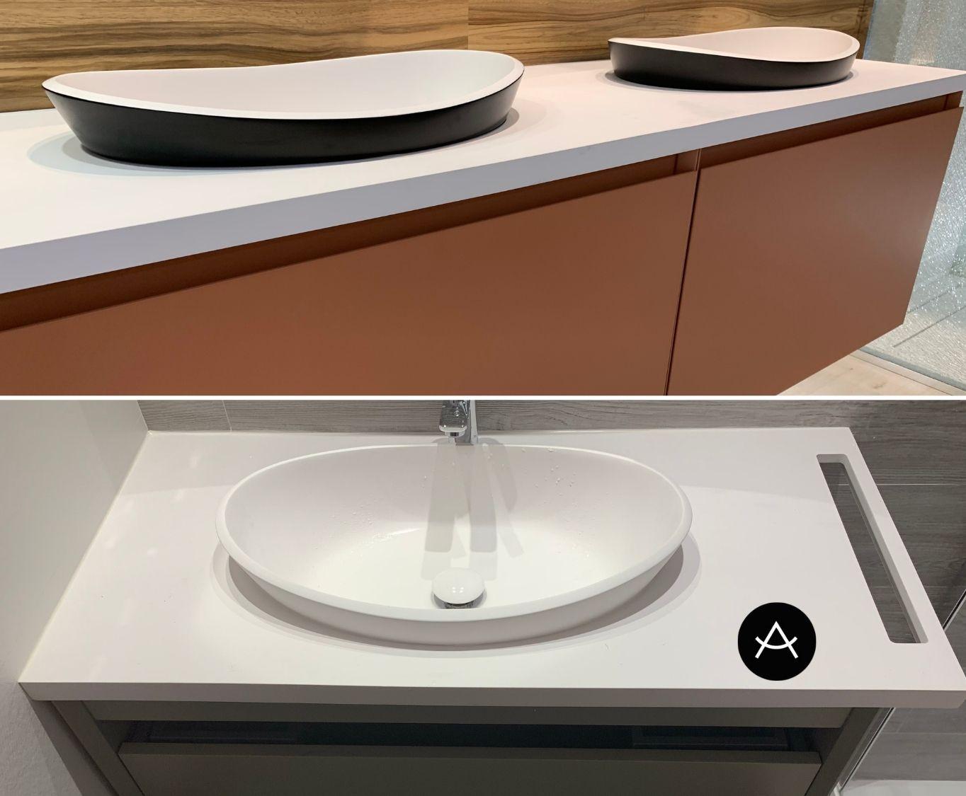baño instalado vs expuesto